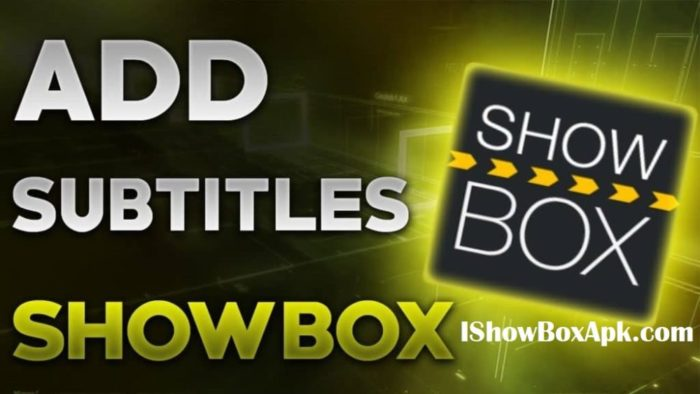 subtitles with showbox apk