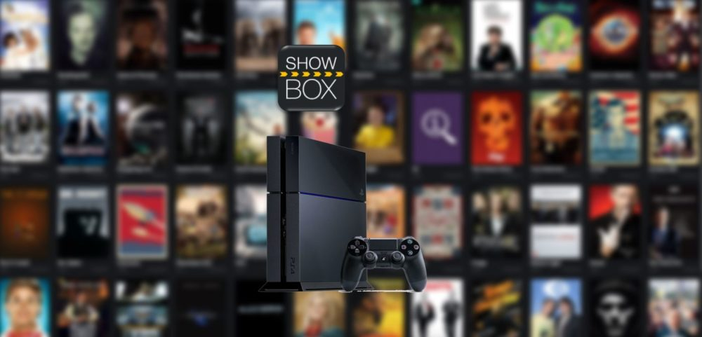 How to Watch Showbox on PS4, PS3 (Stream on Playstation )