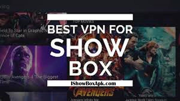 vpn to use with showbox apk