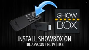 Direct Install Show Box on Amazon Fire-TV Stick